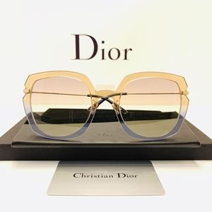 """Dior """"DiorAttitude1"""" Style Sunglasses color 3LGVC"""